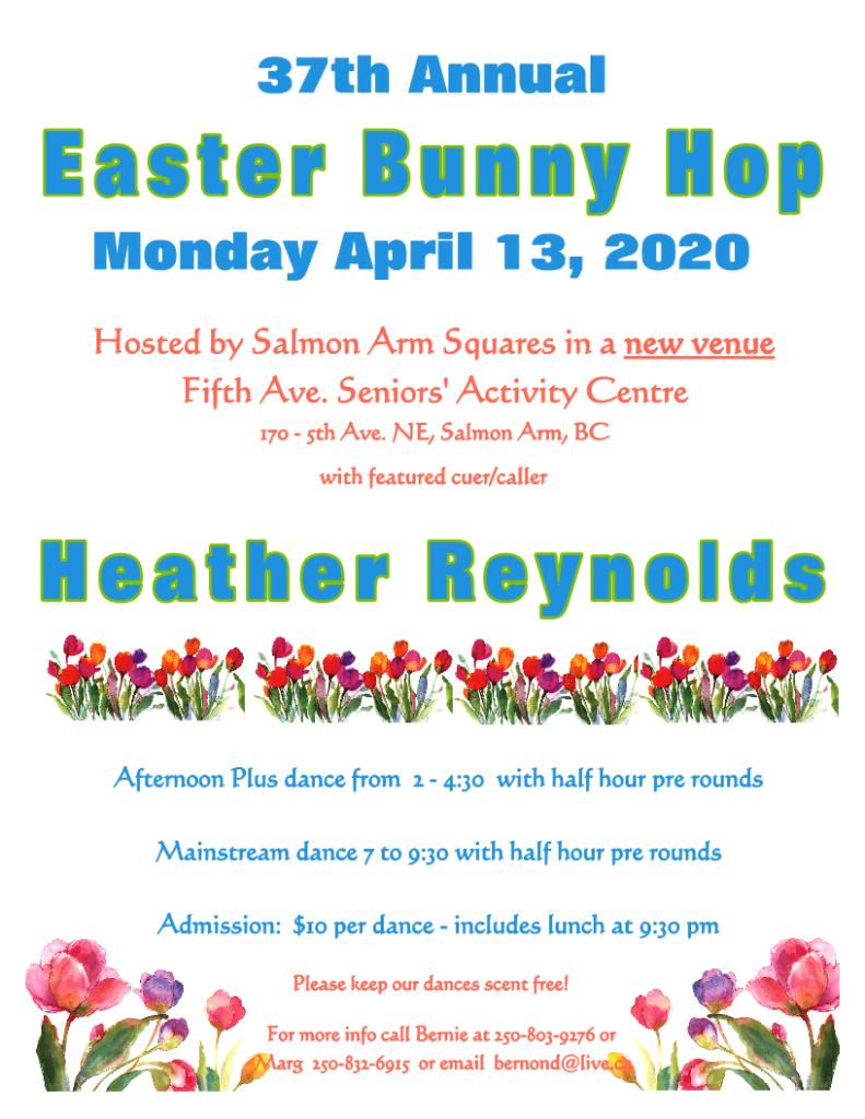Easter Bunny Hop 2020 pdf